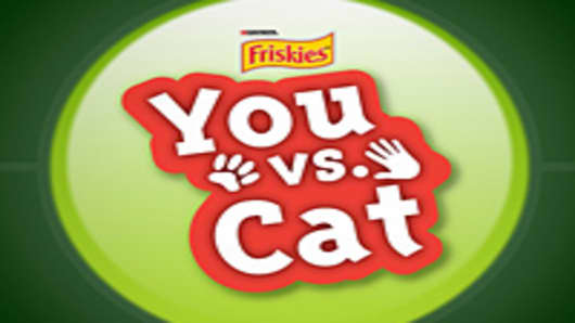 Nestle Purina Petcare's App,  You vs. Cat