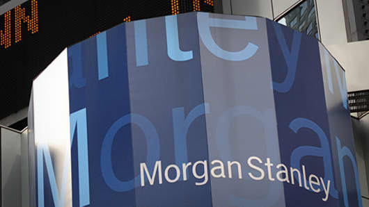 Morgan Stanley, Facebook IPO