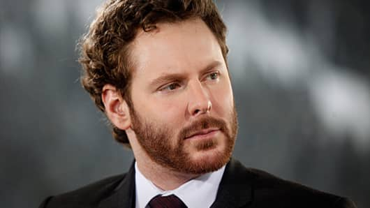 Sean Parker, Facebook IPO