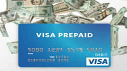 Visa Pre-Paid Credit Cards