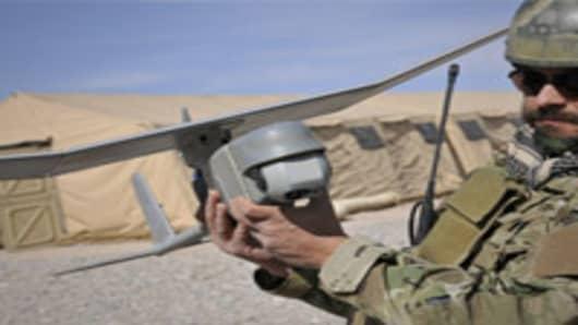 AeroVironment's Raven drone