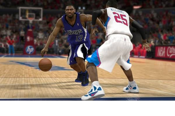 The threat of an NBA lockout at the beginning of the 2012 season put a lot of focus on Take-Two's big sports franchise, which seemed to help sales. The game also lured in casual players with its retro theme, offering modes where players could replay some of the biggest games of the sports' biggest players – including Michael Jordan and Larry Bird. In its most recent earnings call, Take-Two said it had sold more than 5 million units of the game, but didn't note if those sales were domestic or glo