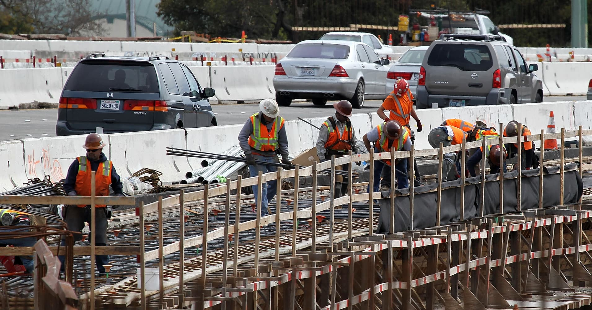 Engineers give America's infrastructure a near failing grade