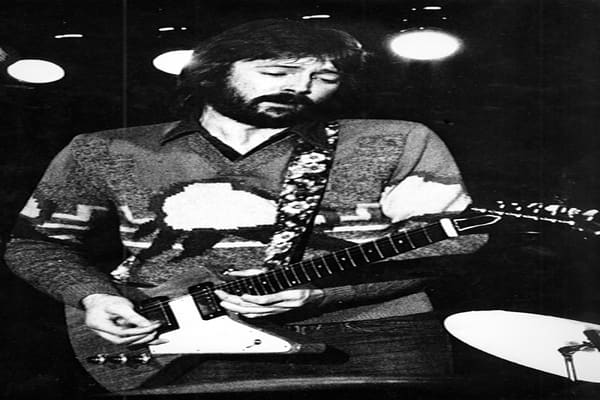 "Notable owner: Eric ClaptonEstimated value: $500,000The guitar Clapton trotted out to play ""Rita"" and ""Have You Ever Loved a Woman"" at the Royal Albert Hall in London on September 21, 1983, is one of only 19 experimental Explorer models Gibson released in 1958. Clapton bought the angular instrument from a fan in Austin, Texas not long before he made it famous onstage that night. In 1999 the guitar sold to an unknown buyer for $120,000 at auction at Christie's, part of a nearly $5 million sale of"
