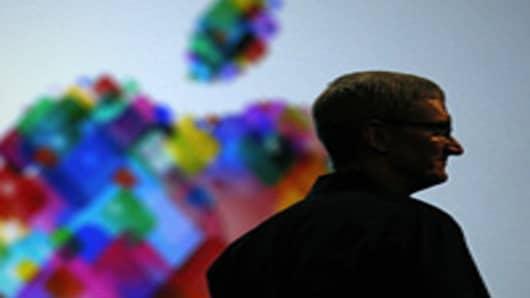 Apple CEO, Tim Cook
