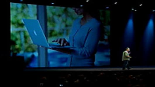 Apple unveils new MacBook Pro