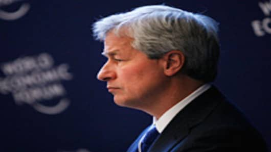 Jamie Dimon, chief executive officer of JPMorgan Chase & Co.