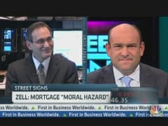 Sam Zell Calls Mortgage 'Moral Hazard'