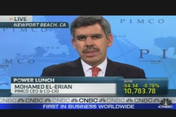 El-Erian on the Markets