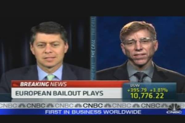 European Bailout Plays