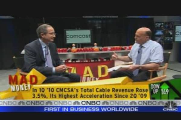 Roberts on Comcast, NBC Universal