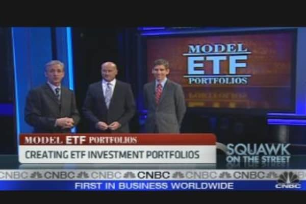 Creating ETF Investment Portfolios