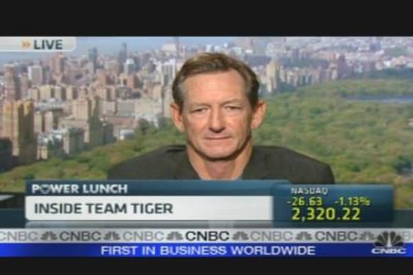 Inside Team Tiger
