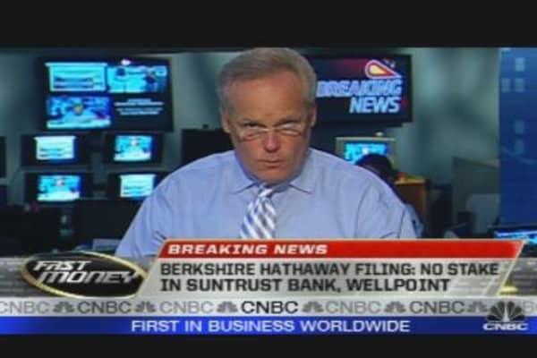 Berkshire Hathaway Sells Stakes