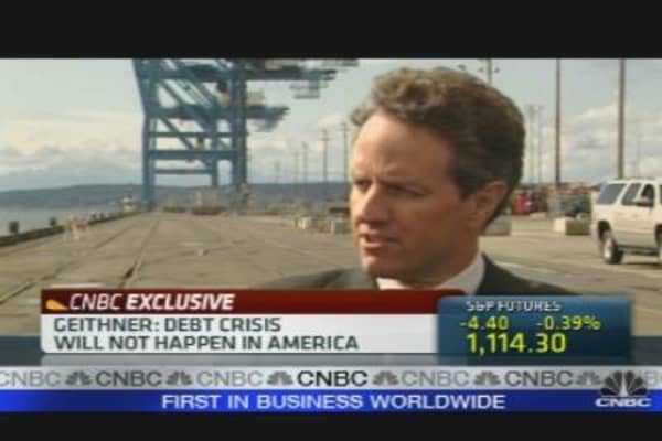 One-on-One With Geithner