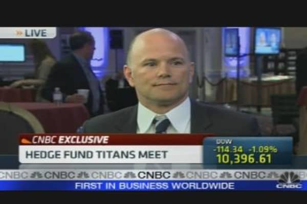 Hedge Fund Titans Meet