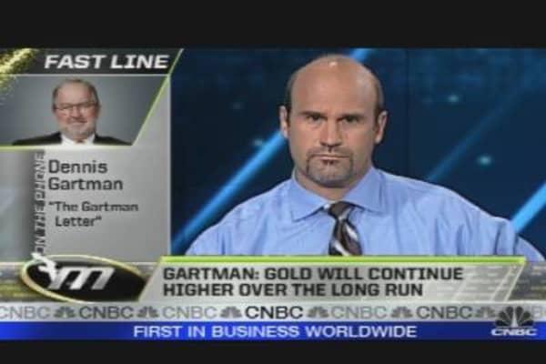 Market Mystery: Gold