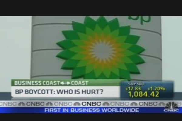 BP Boycott: Who Gets Hurt?