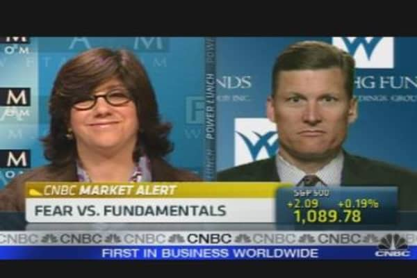 Fear vs. Fundamentals