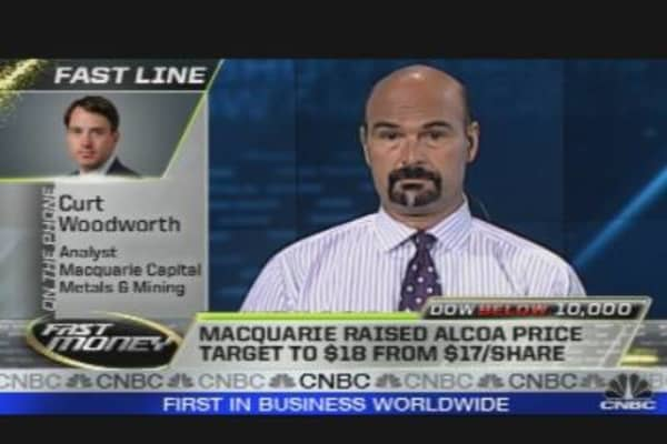 Call of the Day: Macquarie Ups Alcoa