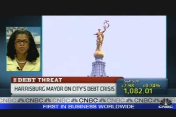 City on the Brink: Harrisburg, Pa.