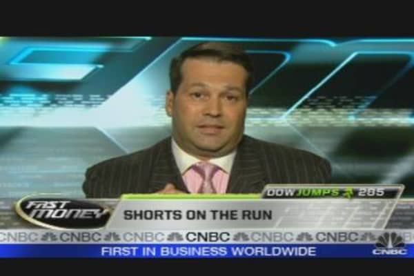 Analyze This: Shorts on the Run