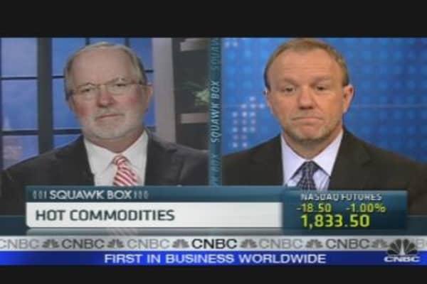 Gartman Shares Oil Outlook