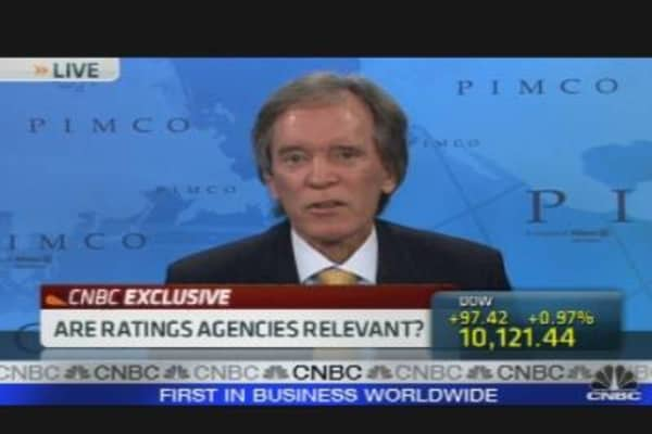 Are Ratings Agencies Relevant?