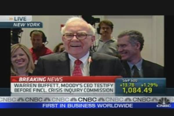 McDaniel, Buffett Testify Before FCIC, Pt. 3