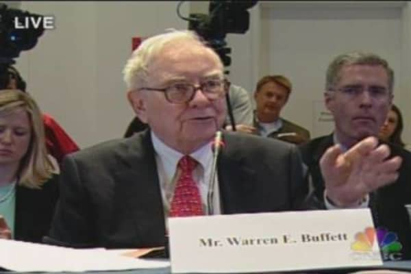 McDaniel, Buffett Testify Before FCIC, Pt. 5