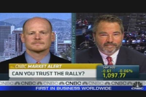 Should You Trust the Rally?