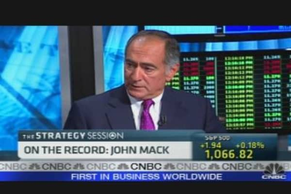 On the Record: John Mack