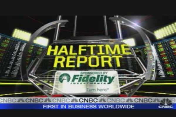 Fast Money Halftime