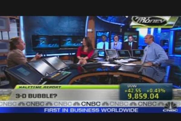 3-D Bubble?