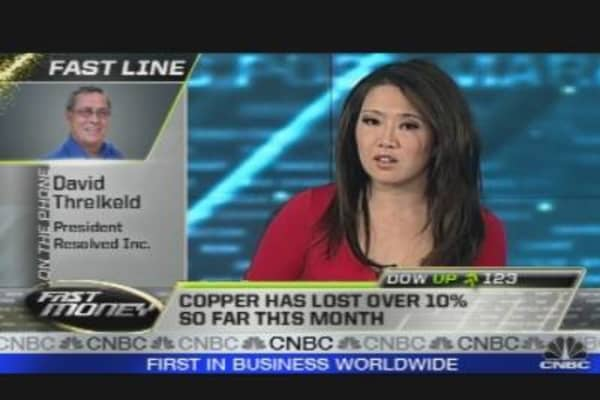 Copper Bear Predicts Commodity Headed to $1