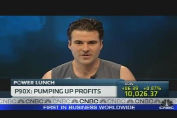 P90X: Pumping Up Profits