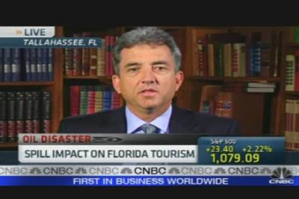 Spill Impact on Florida Tourism