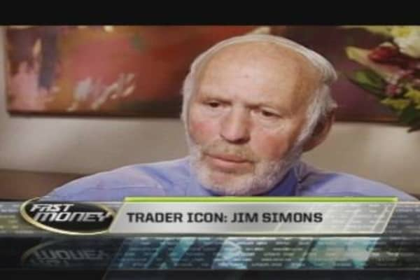 Trading Icon: Jim Simons