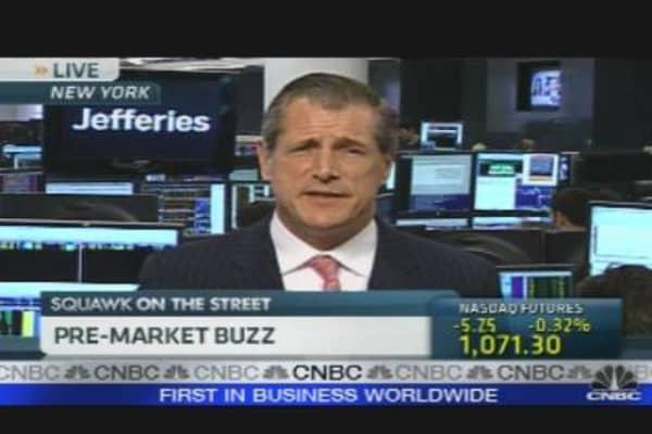 Pre-Market Buzz