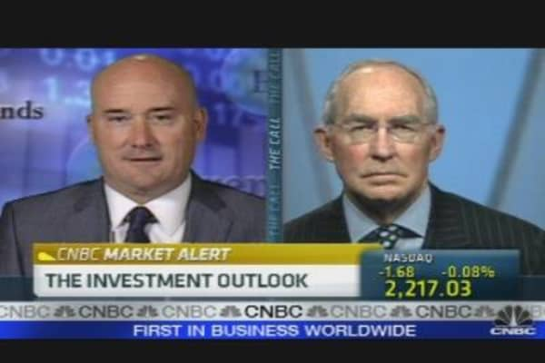 The Investment Outlook
