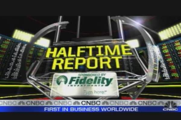 Fast Money's Halftime Report