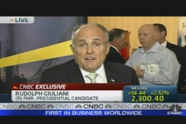Giuliani on Energy