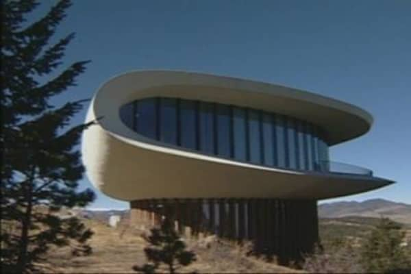 House From Future in Foreclosure