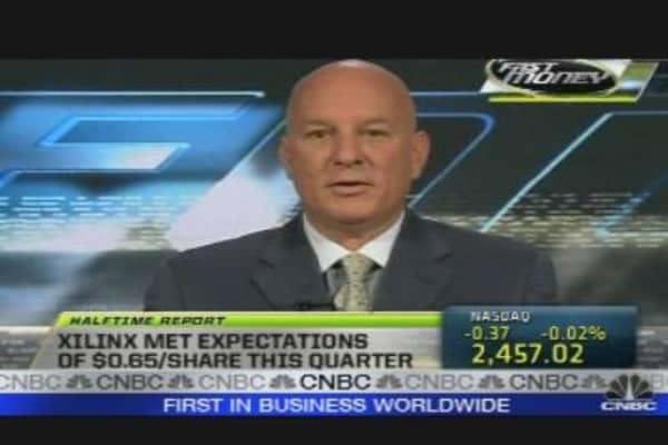 Xilinx CEO on Earnings, Outlook