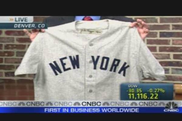 Investing in Baseball