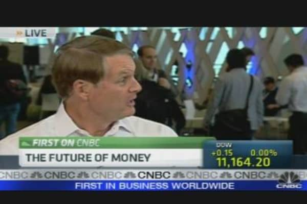 EBay CEO on the Future of Money