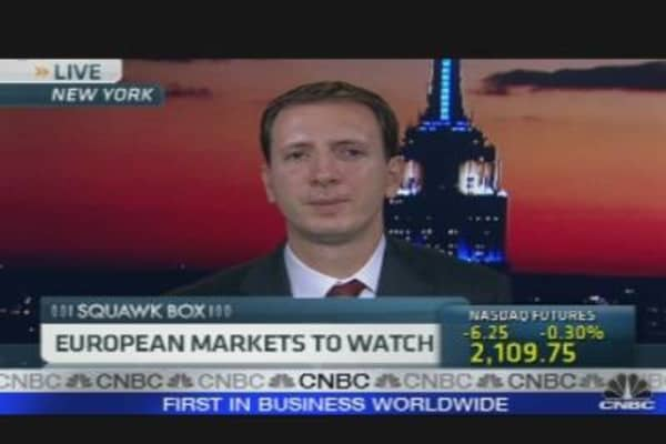 European Markets to Watch