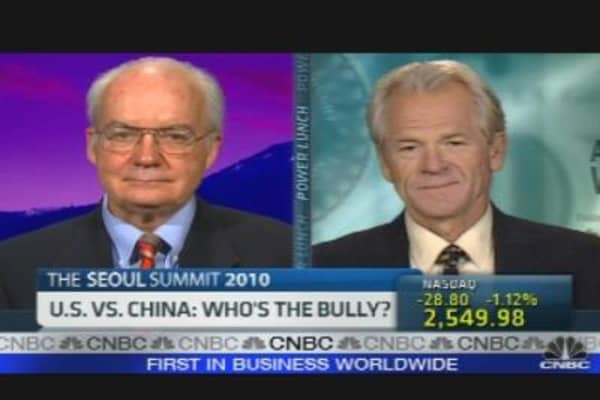 US vs. China: Who's the Bully?