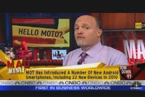 Hello Moto?
