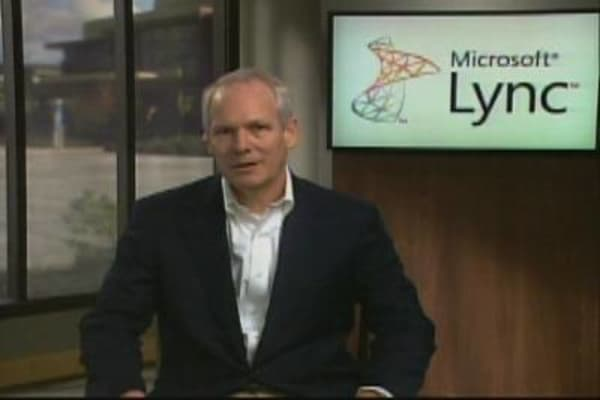 Microsoft's Kurt DelBene on Public Sector Business